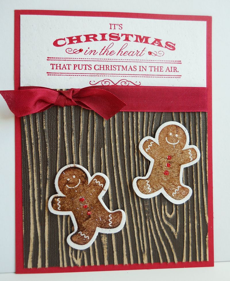 Scentsational Season Gingerbread Men