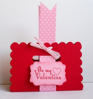 Stampin' Up! Valentine Treat