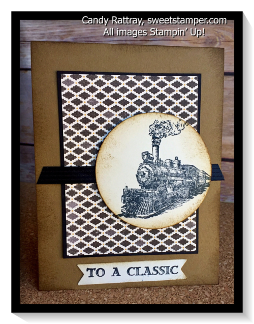 Traveler-Stampin' Up!