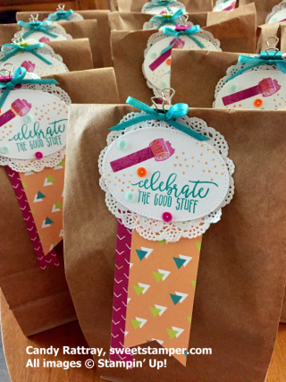 Picture Perfect Birthday Bags