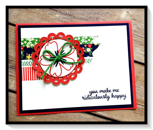 Love & Affection-Stampin' Up!