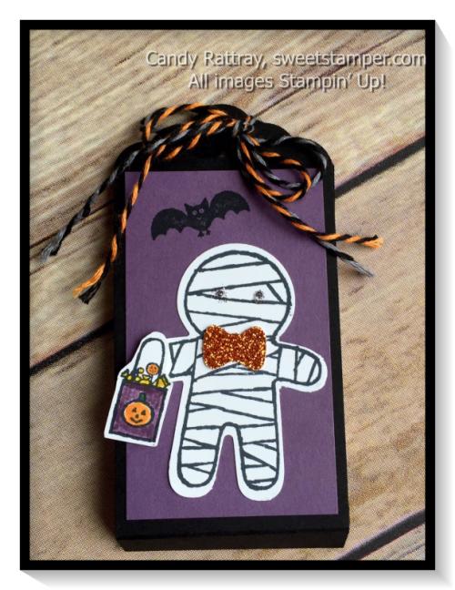 Cookie Cutter Halloween stamp set