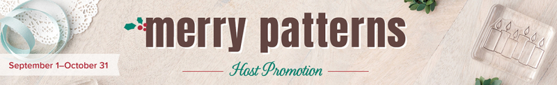 Merry Patterns Banner