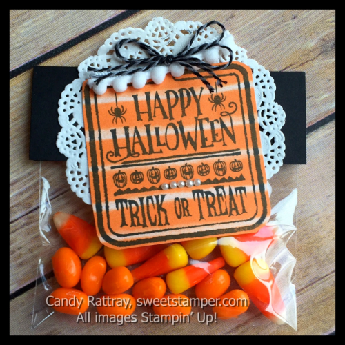 Halloween Treat-Stampin' Up!