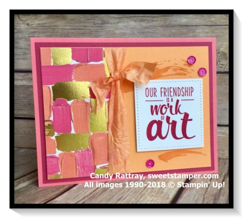 paintedwithlovedesignerseriespapercardstampinupoccasionscatalog2018candyrattray