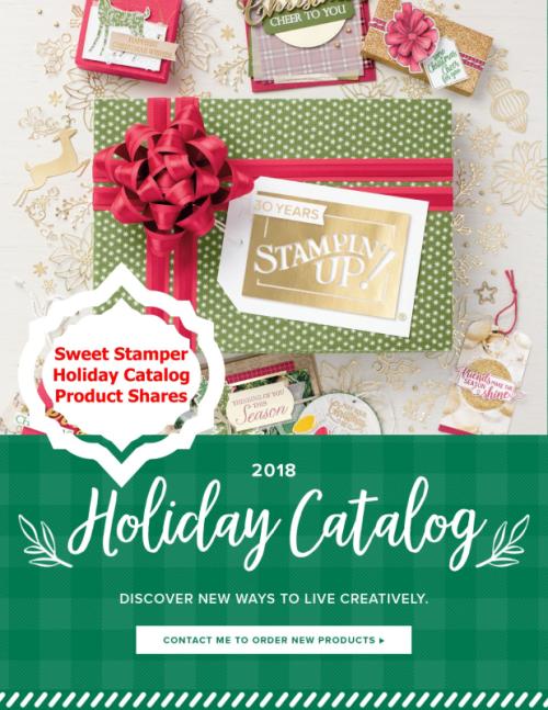 Holiday Catalog 2018 Product Shares