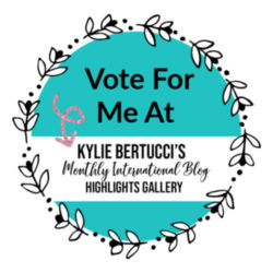 Kylie's Vote for Me